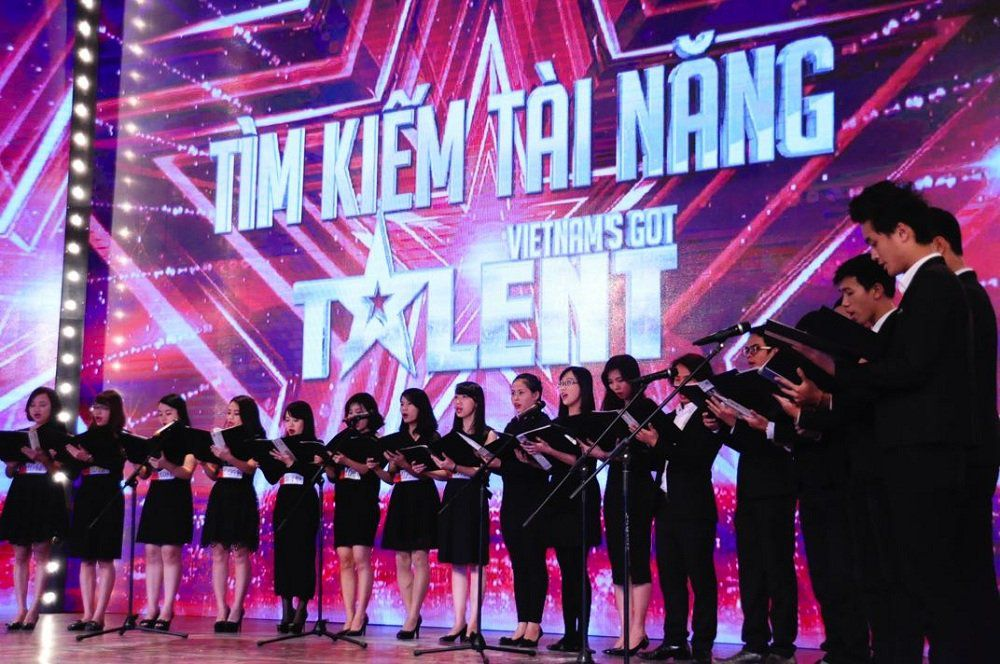 Phần dự thi của HCYC tại cuộc thi Vietnam's Got Talent