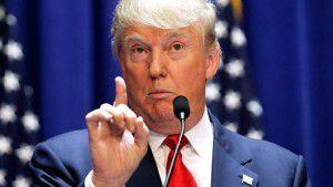 Ứng viên tổng thống của đảng Cộng hòa Donald Trump. Photo: AP