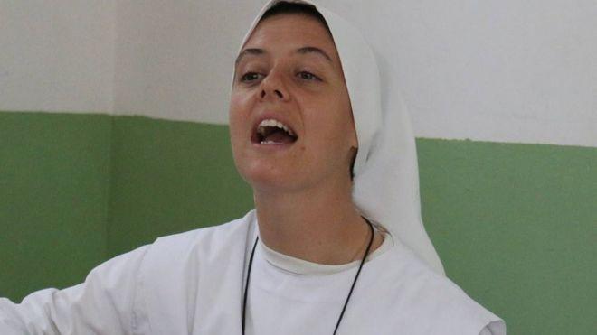 Sơ Clare được biết đến là một người vui vẻ (Nguồn: Home of the Mother