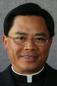 Đức Giuse Nguyễn Phương,  tân Giám mục giáo phận Kamloops, Canada.