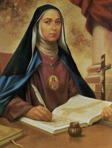 Maria Celesta Crostarosa, Đấng sáng lập dòng nữ Chúa Cứu Thế