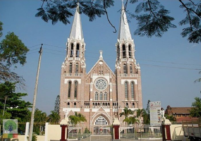 Saint-Marys-Catholic-Cathedral-in-Yangon-Myanmar_2
