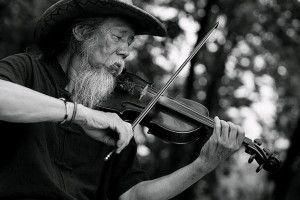 Nghệ sĩ Tạ Trí Hải. Ảnh RFA