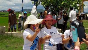 Người dân phản đối tập đoàn Formosa Hà Tĩnh