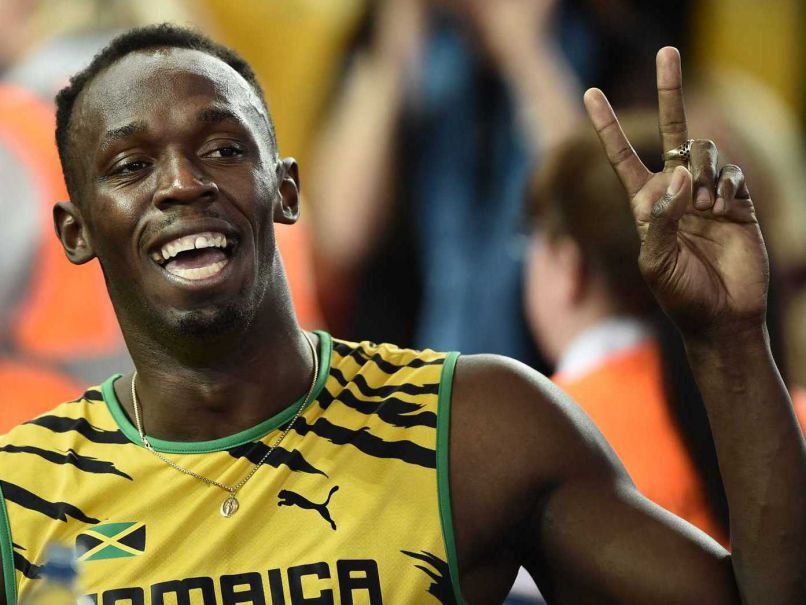 Usain Bolt tại Olympic 2016