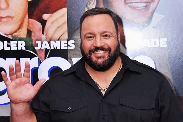 """NEW YORK, NY - JULY 10: Actor Kevin James attends the """"Grown Ups 2"""" New York Premiere at AMC Lincoln Square Theater on July 10, 2013 in New York City. (Photo by Stephen Lovekin/Getty Images)"""