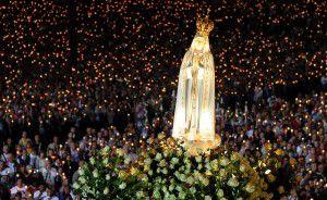 Rước kiệu Đức Mẹ tại Fatima, Bồ Đào Nha