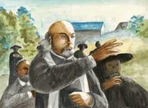 Thánh Isaac Jôgues (Ảnh google)