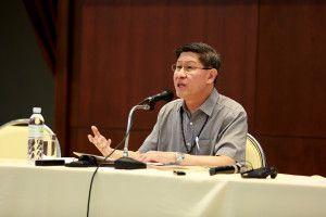 Đức Hồng Y Luis Antonio Gokim Tagle, Tổng giám mục, Tổng giáo phận Manila, Phillipine tại Công Hội Dòng Chúa Cứu Thế, Thái Lan