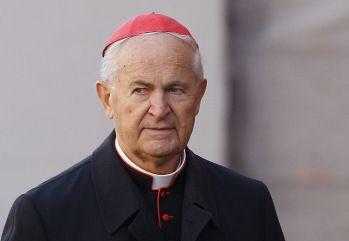 ĐHY Jozef Tomko tại Vatican hôm 19/11/2010 Ảnh: Paul Haring