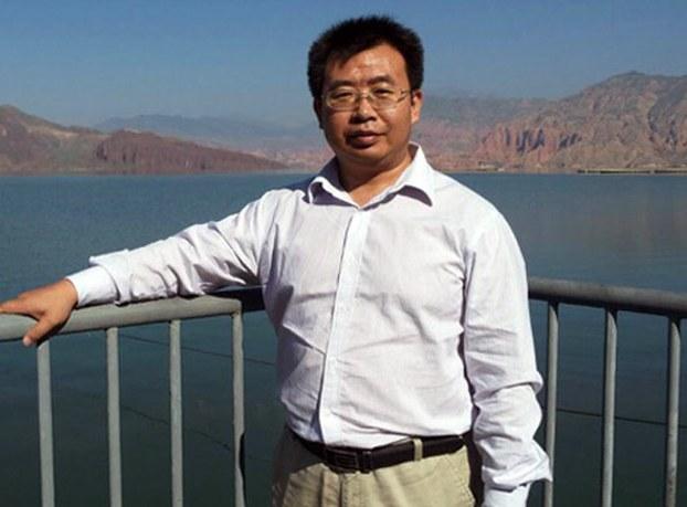 Luật sư Jiang Tianyong