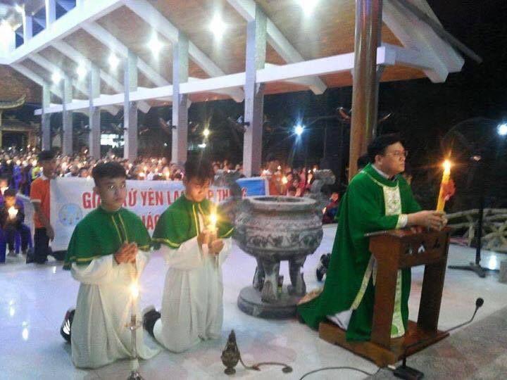 Giáo xứ Yên Lạc (Nam Lĩnh, huyện Nam Đàn, tỉnh Nghệ An)