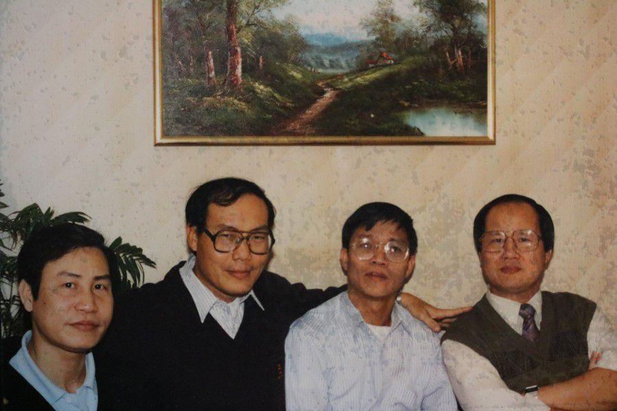 Đức TGM Giu-se Ngô Quang Kiệt & Đức Cha Giu-se Vũ Duy Thống thời du học bên Pháp