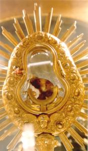 Phép Lạ Thánh Thể ở Santarém, Bồ Đào Nha