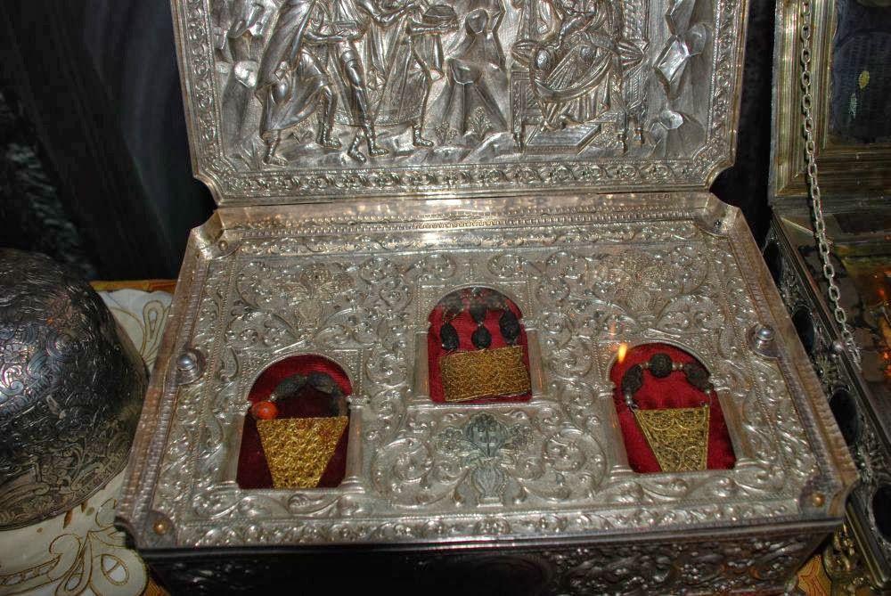 Lễ vật Ba Vua dâng cho Chúa Giêsu Hài Nhi (The Gifts of the Magi)