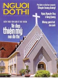 Tạp chí Người Đô Thị đăng bài viết về cơ sở tôn giáo tại Thủ Thiêm. Tạp chí ra tháng 3.2017