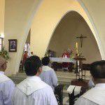 Thánh lễ khai mạc Công Hội Tỉnh DCCT sáng thứ Ba, 25.04.2017 tại Sài Gòn