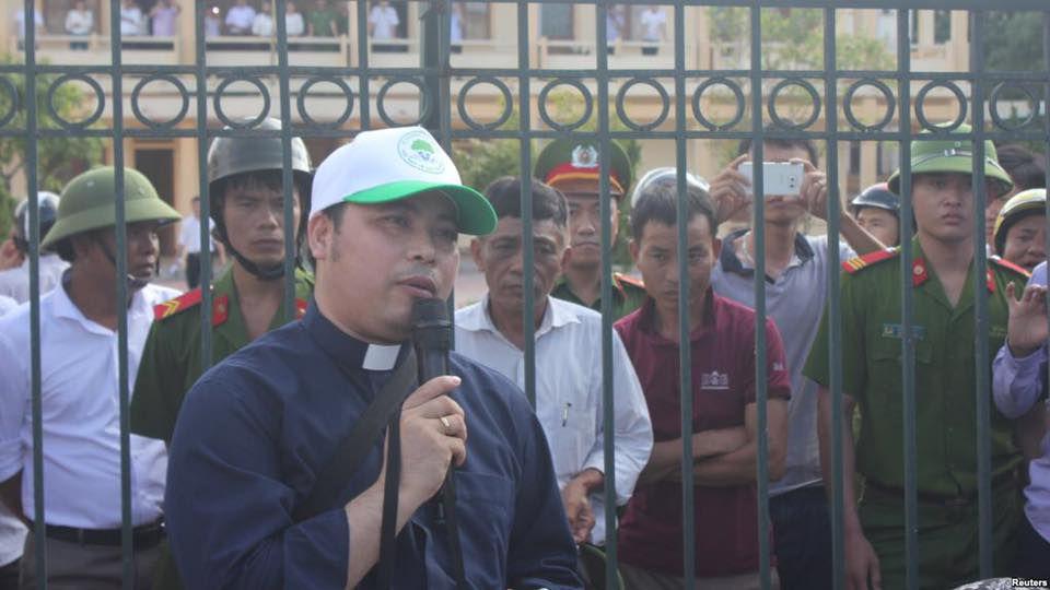 Lm. Anton Đặng Hữu Nam, chánh xứ Phú Yên, Giáo phận Vinh