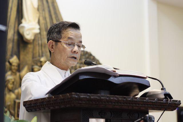 Kết quả hình ảnh cho linh mục Trịnh Ngọc Hiên
