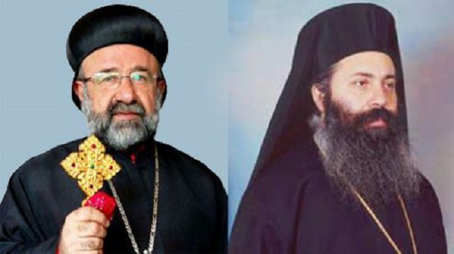 SYRIA_-_Syriac_Ortodox_and_Greek_Ortodox_bishops_kidnapped