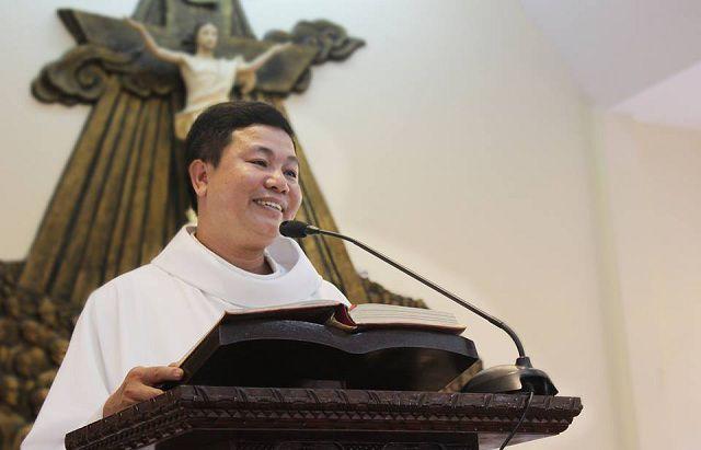 Lm. Gioan Nguyễn Ngọc Nam Phong, DCCT Hà Nội