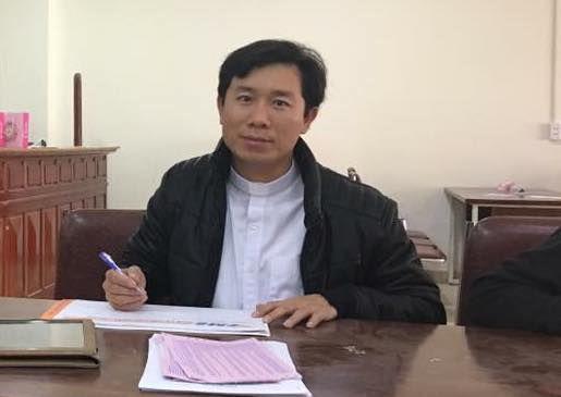 Cha Gioan. B Nguyễn Đình Thục, chánh xứ Giáo xứ Song Ngọc, Giáo phận Vinh
