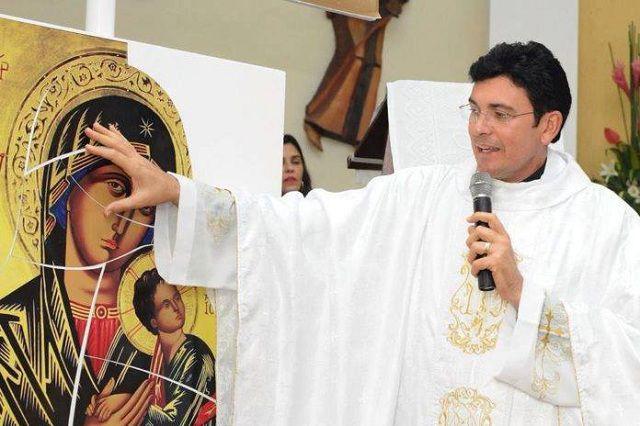 Đức tân Giám mục Francisco de Assis Gabriel dos Santos