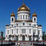 Nhà thờ Chúa Kitô Cứu thế ở Moscow, Nga. (Ảnh: Wikimedia Commons)
