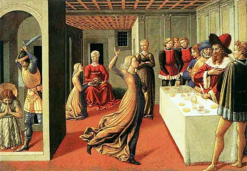 Ngày 29/08: Thánh Gio-an Bao-ti-xi-ta bị trảm quyết.