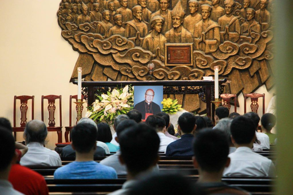 Thánh lễ kỷ niệm 15 năm Đấng đáng kính Phanxicô X. Nguyễn Văn Thuận về với Chúa - Ảnh minh hoạ 6