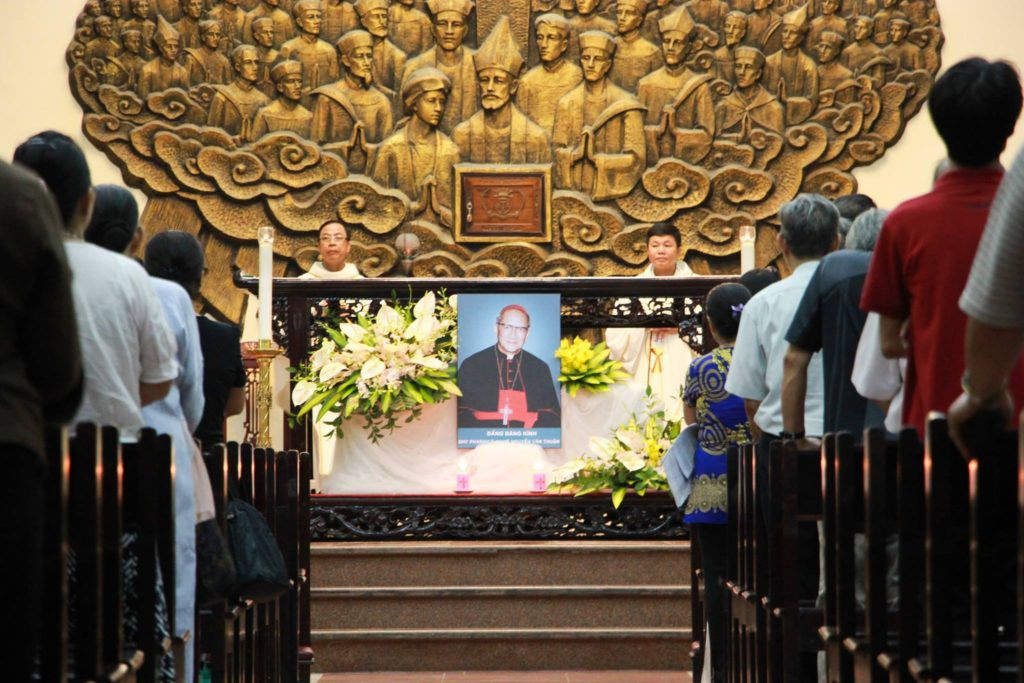 Thánh lễ kỷ niệm 15 năm Đấng đáng kính Phanxicô X. Nguyễn Văn Thuận về với Chúa - Ảnh minh hoạ 7